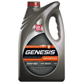 Масло моторное Lukoil Genesis Armortech 5W-40 (4 л.)