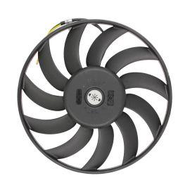 Вентилятор радиатора охлаждения лев. Audi Q5 8R (2008-2017)