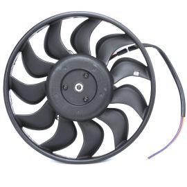 Вентилятор радиатора охлаждения прав. Audi Q5 8R (2008-2017)