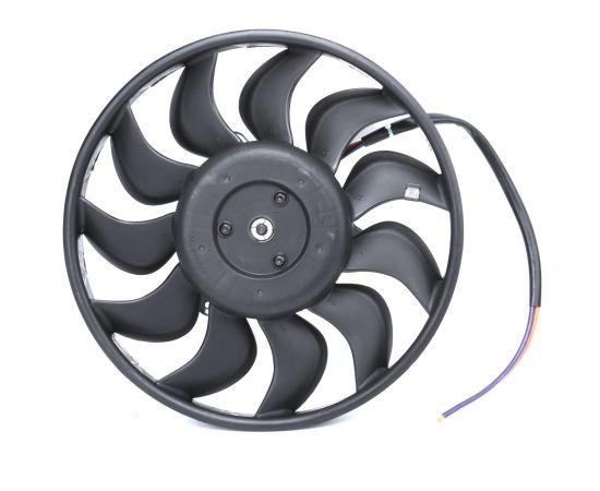 Вентилятор радиатора охлаждения правый (300 мм) Audi A4 B7 (2004-2007)