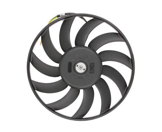 Вентилятор радиатора охлаждения Audi A4 B8 (2007-2015)