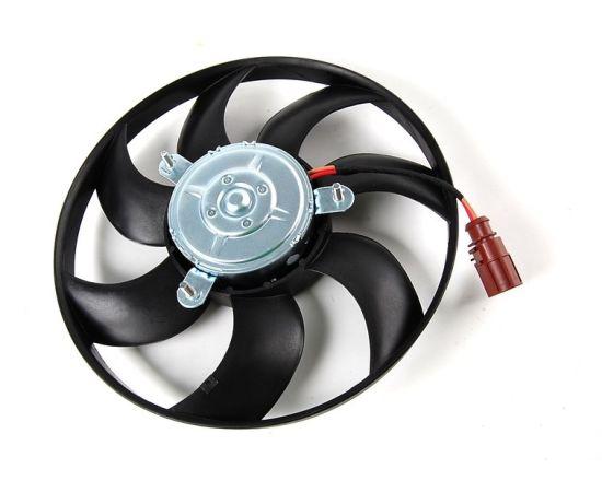Вентилятор радиатора охлаждения правый Skoda Octavia A7 (2013-н.в.)