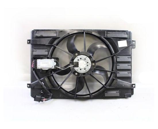 Вентилятор радиатора охлаждения Skoda Yeti 1 (2009-2017)