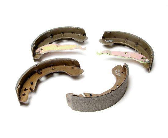 Колодки тормозные задние барабанные Skoda Roomster (2006-2015)